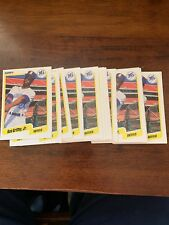 1990 Fleer Ken Griffey Seattle Mariners #513 Baseball Card Lot Of 25