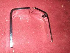 1969 1970 SHELBY GT350 GT500 COBRA FRONT FENDER EYEBROW MOLDINGS SHOW QUALITY PR