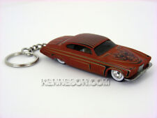 Custom Keychain Hot Wheels Garage 30 Car Set Fish'd and Chip'd Brown