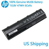 New Original HP MU06 593553-001 593554-001 OEM Genuine CQ43 CQ42 Laptop Battery