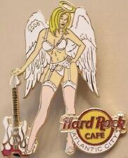 Hard Rock Cafe ATLANTIC CITY 2006 Sexy PIN-Vasion Girl #1 ANGEL - HRC #34696