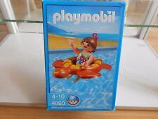 Playmobil swimming gril in Box (Playmobil nr: 4860)
