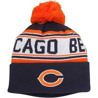 Chicago Bears NFL Outerstuff Youth Boys Knit Beanie Hat-OSFA