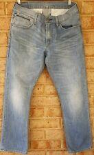 Levis Jeans 514 Size 33-30 Great Condition Free Post.43 cm Across inseam 73 cm.