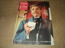 AMIS DU FILM 092 (12/63) BURT LANCASTER JOHNNY HALLYDAY JANE FONDA JEAN MARAIS+