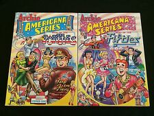 ARCHIE AMERICANA: BEST OF THE FORTIES/BEST OF THE FIFTIES Trade Paperbacks