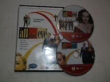 All About Eve (Dvd, 2008, 2-Disc Set) Bette Davis, Anne Baxter, George Sanders