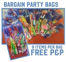 Childrens kids boys girls  pre filled party bags birthdays occasions favours