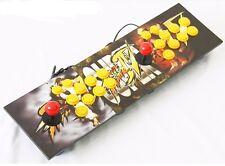Street Fighter IV Video Game Double Arcade Stick Joystick PC USB Controller