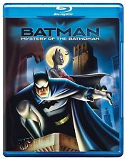 Blu Ray BATMAN Mystery of the Batwoman. Animation. UK compatible. New sealed.