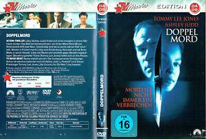 (DVD) Doppelmord - Tommy Lee Jones, Ashley Judd, Bruce Greenwood, Annabeth Gish