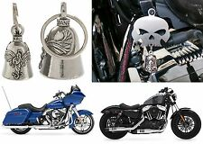 Praying Angel With Halo & Wings Guardian Bell Harley Davidson & More New USA