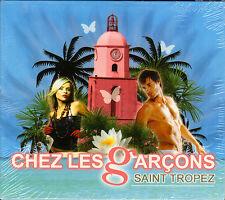 Chez les GARCONS Saint Tropez 2cds 2011 NUOVO OVP