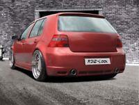 VW Golf 4 R32 ABS Heckstoßstange Heckschürze Stoßstange Schürze