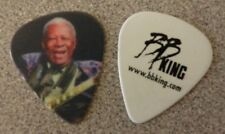 BB King King Of The Blues Music Playing Lucille Photo Double Sided Guitar Pick 3