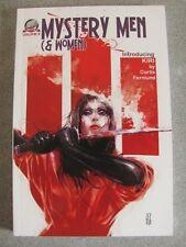 Mystery Men & Women volume 3 Anthology Airship 27