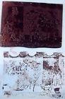 ANCIEN CLICHÉ D'IMPRIMERIE ( TAMPON ) CARICATURE SATIRIQUE CAFÉ PATRIE