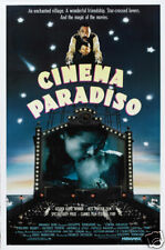 Cinema Paradiso Phillippe Noiret movie poster print