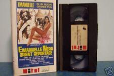 [1202] Emanuelle nera: Orient reportege (1976) VHS Gemser rara
