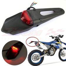 Off Road Dirt Bike Motorcycle Enduro Brake LED Tail Light For honda KTM yamaha