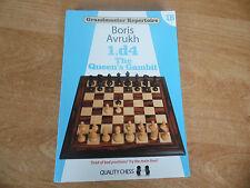 GM B. avrukh 1.d4 the queens stratagème de GM répertoire series 1b quality Chess 2016