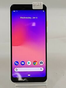 Google Pixel 3 G013A 64GB AT&T GSM UNLOCKED Android Smart Cellphone Pink V125