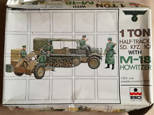 ESCI  Sd. Kfz. 10 with M-18 Howitzer 1/35