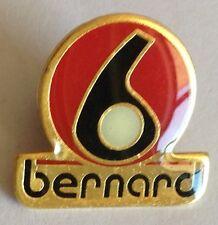 Bernard Golf Club Maker Advertising Pin Badge Rare Vintage (E4)