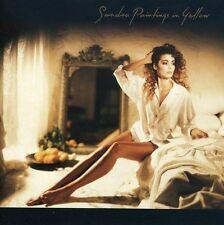 Sandra Paintings in yellow (1990) [CD]