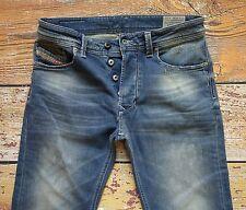 DIESEL JEANS LARKEE 0850U Size 30x32 Regular-Straight Cotton was $228.00