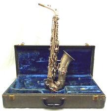 Vintage 1925 Buescher Alto Saxophone in Good Condition - Make an Offer!!