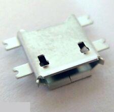 Connecteur à souder micro USB type B femelle à 180°/ Female connector to solder