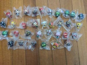 33 x bulk mini funko pop vinyl pocket pop Marvel Thor Vision Ultron Dr Strange
