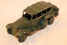 Dinky Toys 152B army Reconnaissance car very very near mint superb example