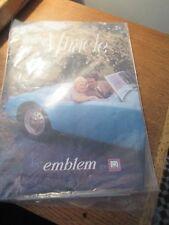 VINTAGE STOCKINGS, Miracle, by Emblem, unused, size 9.5,