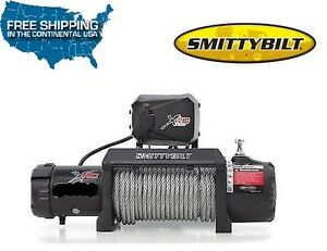 Smittybilt XRC GEN2 15,500 lb. Waterproof Winch Universal 97415