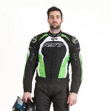 Blousons vert pour motocyclette Eté Homme