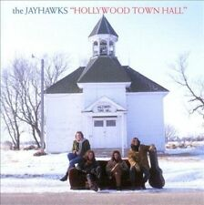 THE JAYHAWKS-HOLLYWOOD-TOWN-HALL-1POSTERFLAT-1 SIDED-12×12INCHES-NMINT