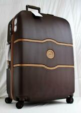 "DELSEY CHATELET AIR 28"" HARDSIDE SPINNER SUITCASE CHOCOLATE"