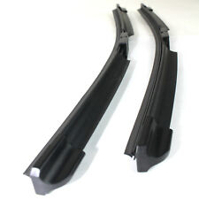 """Fits MG MGF Convertible 20"""" / 20"""" Front Aero Flat Jointless Wiper Blades"""