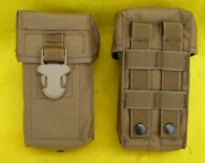 Mag Pouch Double Pouch USMC Coyote Brown Designated Marksman  Brand New