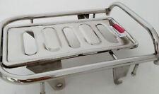 New Rear stainles steel carry rack for Honda Little Cub,back rack,Cub cargo rack
