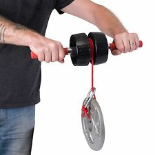 Wrist Ripper - The Ultimate Wrist Roller / Wrist and Grip Trainer Not Ironmind