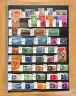 [OP6894] India lot of stamps on 12 pages