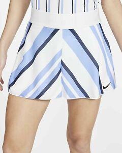 NEW! Women's Nike Court Flouncy Print Tennis Dri Fit Skirt Skort -Size Large