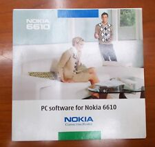 PC Software for Nokia 6610 CD con guida e altre funzionalità Win XP e precedenti