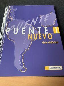 Puente Nuevo 1. Guia Didactica. Lösungen