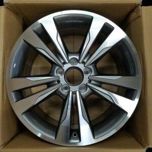 """New 18"""" 18X8.5 Wheel Rim For 2014-2016 MERCEDES E-CLASS E350 OEM Quality 85397"""