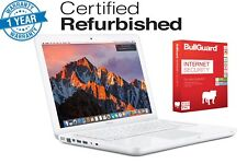 APPLE MACBOOK A1342 UNIBODY C2D 8GB RAM NEW 250GB SSD CERTIFIED REFURBISHED