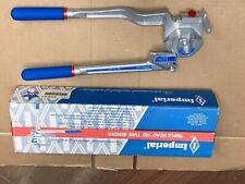 New In Box Imperial 370 Fh Triple Head 180 Tube Bender 14 316 38 12